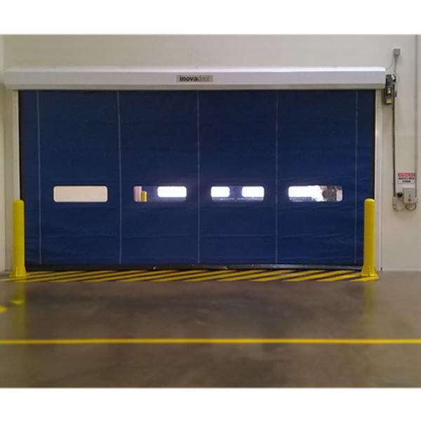 Portas Rápidas de Enrolar Inovadoor Modelo 601 3