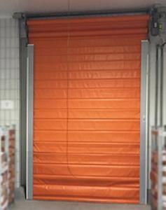 Portas Rápidas de Enrolar Inovadoor Modelo 618