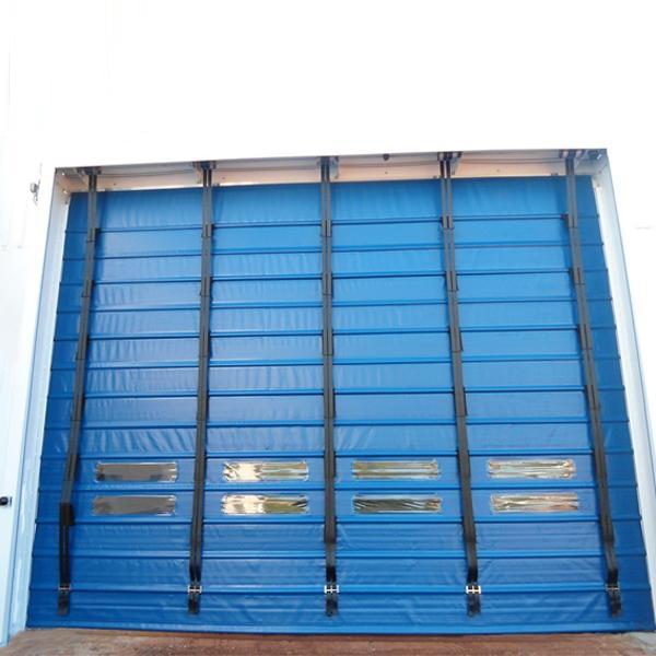Portas Rápidas de Enrolar Inovadoor Modelo 701 Isodry 2