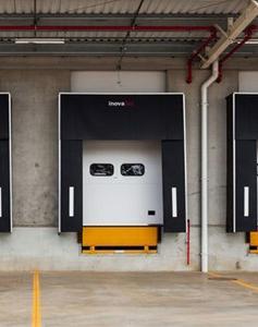 Portas de selamento inovadoor modelo 202