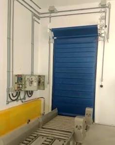Projeto Eclusa com transportador de palete