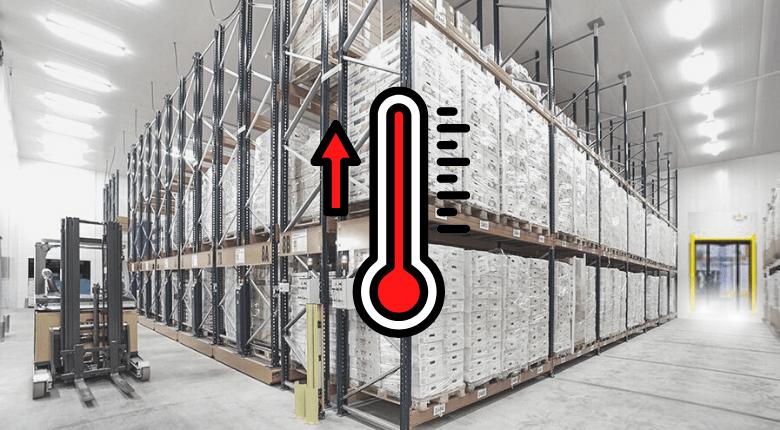 Perda de temperatura em câmara frigorífica: 10 formas de resolver