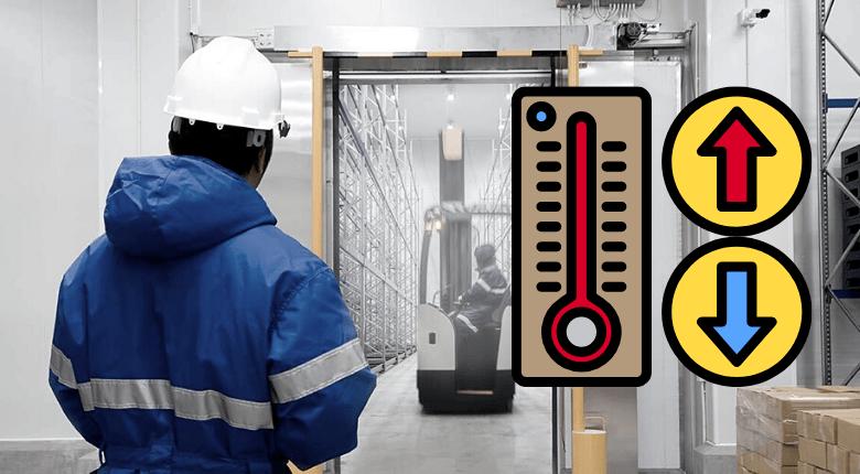 controle de temperatura e umidade